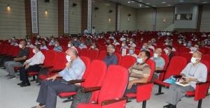 Yaz Kur'an Kursları personel bilgilendirme toplantısı yapıldı
