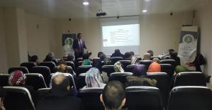 65 katılımcıya sertifikalı öğrenci koçluğu ve eğitim danışmanlığı kursu verildi