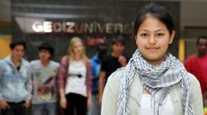 87 ülke gençliği Gediz çatısı altında