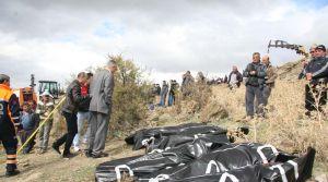 Afyon'daki kazada ölen öğrenci sayısı 8'e yükseldi