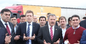 AK Partili Özdağ: PKK 200 ton bombayı...