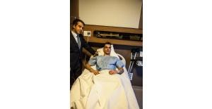 Beşiktaş'ta Luiz Rhodolfo ameliyat oldu