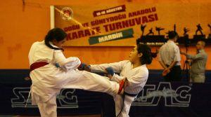 Doğu ve Güneydoğu Karate Turnuvası yarın Batman'da başlıyor
