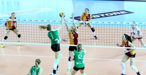 Galatasaray: 3 - Impel Wroclaw: 1