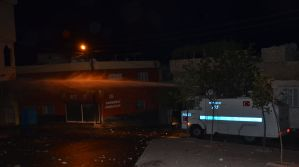 Gaziantep'te terör örgütü yanlısı bir grup polisle çatıştı