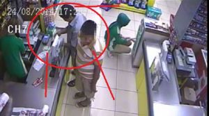 Hırsızlık şüphelisi 2 İranlı yakalandı