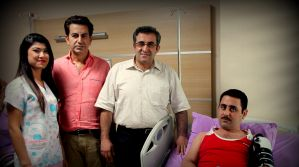 Iraklı hastaya kendi organları kullanılarak idrar kanalı ve makat yapıldı