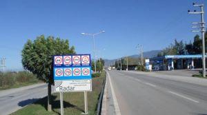Osmaniye'de hız limitleri yeniden belirlendi