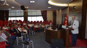Prof. Dr.Yavuz: IŞİD tehdidi sınır illerinin ticaretine kötü etkisini sürdürüyor