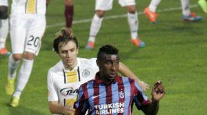 Trabzonspor: 0 – Lokeren: 0 (İlk Yarı)