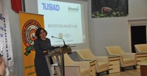 TÜSİAD Başkanı Symes: Güneydoğu'daki acı 78 milyonun acısıdır