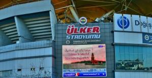 Ülker Stadyumu logosu tanıtıldı