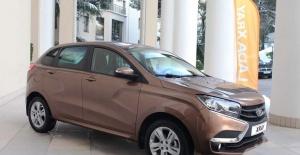 Yeni model Lada XRAY'lerin satışı başladı