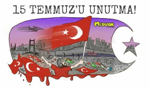 15 Temmuz yıl dönümü