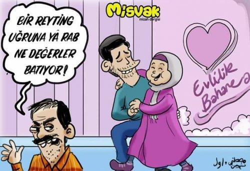 Evlendirme Programları Değerlerimizi Yıkıyor