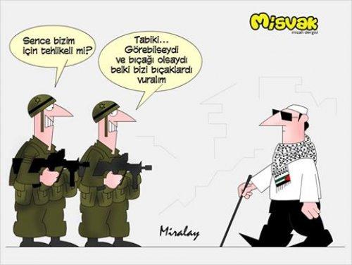 İsrail Filistin ilişkileri