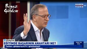 PDR konusunda Fatih Altaylı'dan tepki çeken sözler