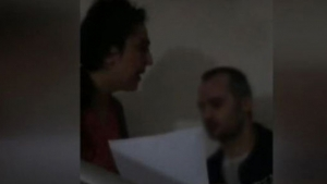 Figen Yüksekdağ böyle gözaltına alındı