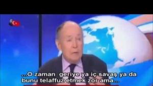 Fransız Profesör 'Erdoğan öldürülmeli' dedi
