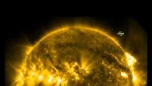 Güneş'in yüzeyindeki 'büyüleyici' hareketlilik görüntülendi