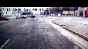Kayseri'de otobüs patlaması anı görüntüleri