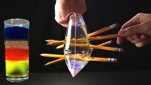 Suyla yapılan 5 çok ilginç deney